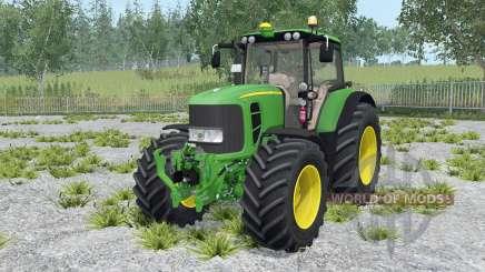 John Deere 7530 Premiuᶆ for Farming Simulator 2015