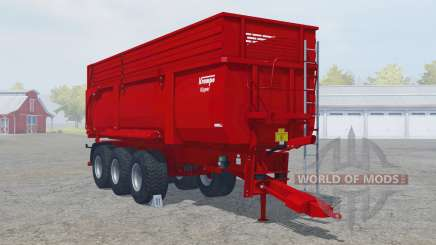 Krampe Big Body 900 S multifruit for Farming Simulator 2013