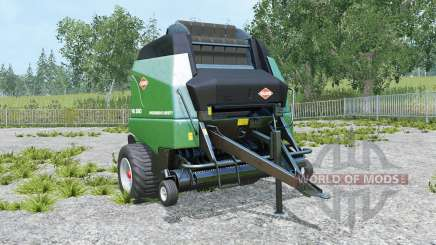 Kuhn VB 2190 north texas green for Farming Simulator 2015