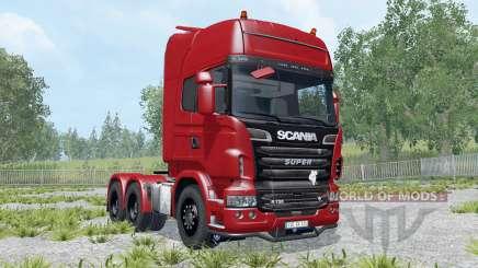 Scania R730 Topline for Farming Simulator 2015