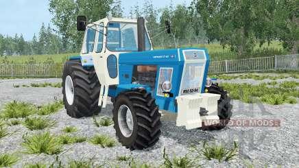 Fortschritt ZT 403 strong blue for Farming Simulator 2015