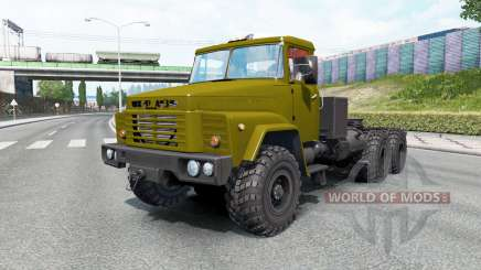 KrAZ-260V for Euro Truck Simulator 2
