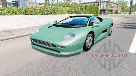 Sport Cars Traffic Pack v3.7 for American Truck Simulator