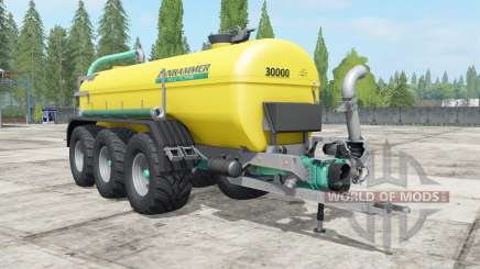 Zunhammer SKE 30000 TR for Farming Simulator 2017