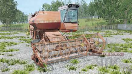 SK-5 Niva, there are traces  for Farming Simulator 2015