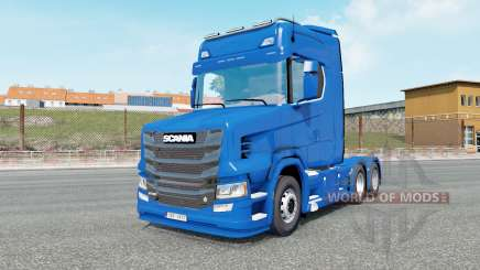 Scania S730T 2016 for Euro Truck Simulator 2