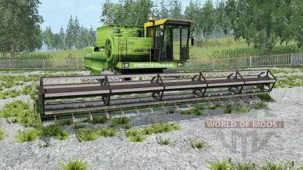 Don-1500A digital speedometer for Farming Simulator 2015