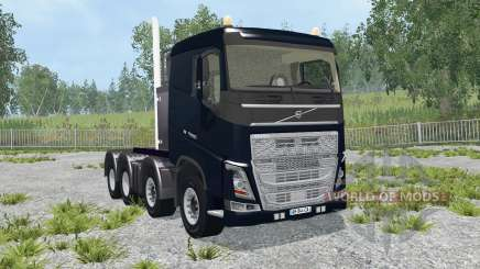 Volvo FH Sleeper cab 2014 for Farming Simulator 2015