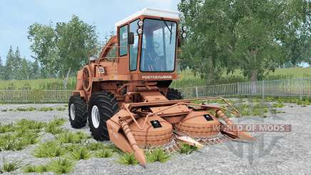 Don-680 moving parts for Farming Simulator 2015