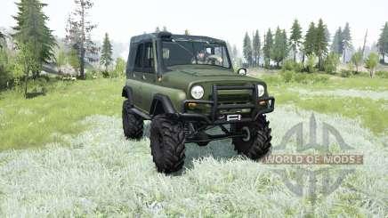 UAZ-469 for MudRunner