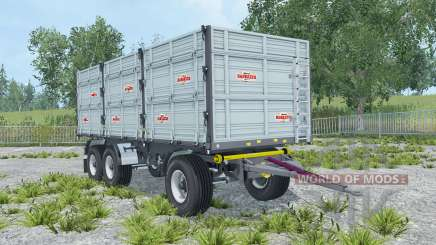 Fratelli Randazzo R 270 PT design selection for Farming Simulator 2015