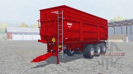 Krampe Big Body 900 S new texture silage for Farming Simulator 2013