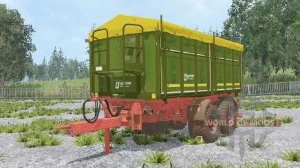 Kroger Agroliner TKD 302 accept fertilizer for Farming Simulator 2015