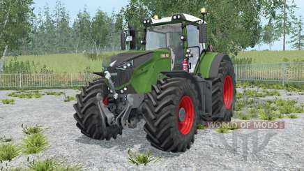 Fendt 1050 Vario animated hydraulic for Farming Simulator 2015