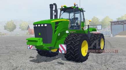 John Deere 9630 twin wheels for Farming Simulator 2013