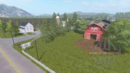 Woodmeadow Farm v4.0 for Farming Simulator 2015