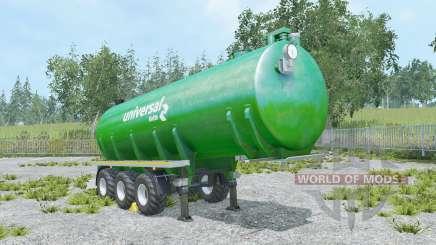Kotte Garant TSA pantone green for Farming Simulator 2015