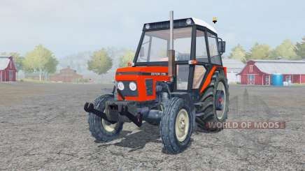 Zetor 7711 animated element for Farming Simulator 2013