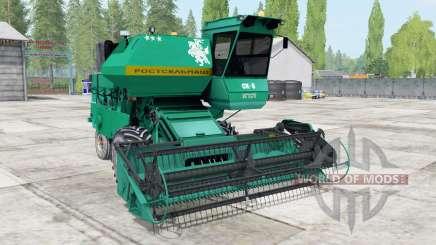 SK-5 Niva green color for Farming Simulator 2017