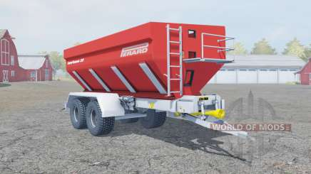 Perard Interbenne 25 tart orange for Farming Simulator 2013