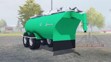 Samson SG 23 for Farming Simulator 2013