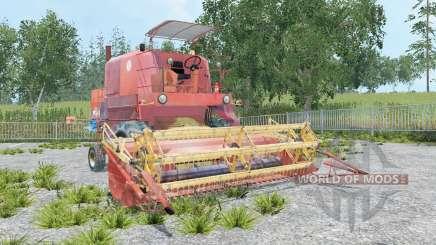 Bizon Super Z056 for Farming Simulator 2015