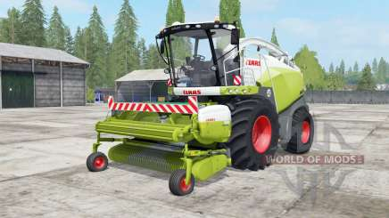 Claas Jaguar 840-870 for Farming Simulator 2017