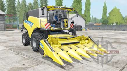 New Holland CR selectable extras for Farming Simulator 2017