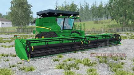 John Deere S690i 2014 for Farming Simulator 2015
