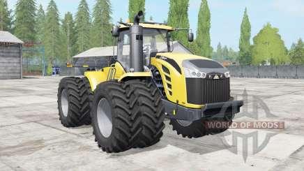 Challenger MT945-975E wheel options for Farming Simulator 2017