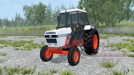 David Brown 1490 1980 for Farming Simulator 2015