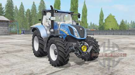 New Holland T6.140-160 for Farming Simulator 2017