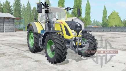 Fendt 700 Vario new lights for Farming Simulator 2017