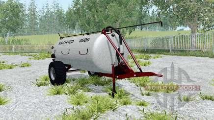 Kirchner K 3000 for Farming Simulator 2015