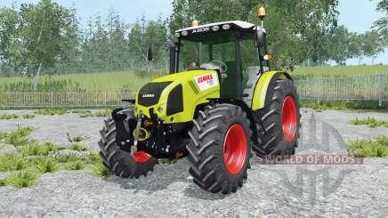 Claas Axos 330 rio grande for Farming Simulator 2015