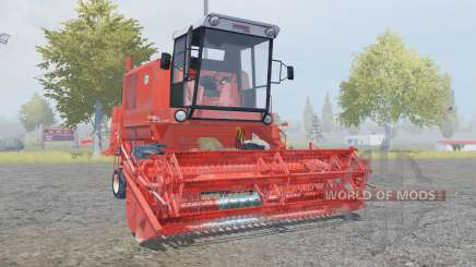Bizon Super Z056 for Farming Simulator 2013