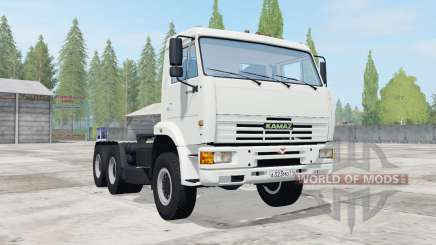KamAZ-65116 for Farming Simulator 2017