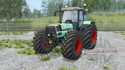 Deutz-Fahr AgroStar 6.81 rusty version for Farming Simulator 2015