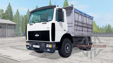 MAZ-5551 trailer for Farming Simulator 2017