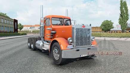 Peterbilt 359 Day Cab for Euro Truck Simulator 2