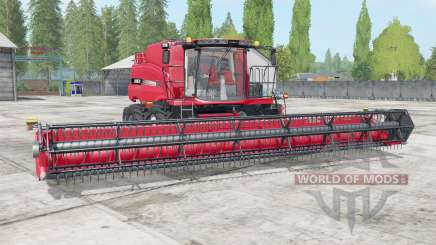 Case IH Axial-Flow 7130 power selection for Farming Simulator 2017