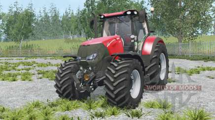 Case IH Optum 300 CVX wheels weights for Farming Simulator 2015