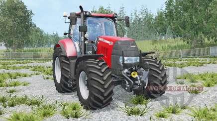 Case IH Puma 165 CVX animated front axle for Farming Simulator 2015