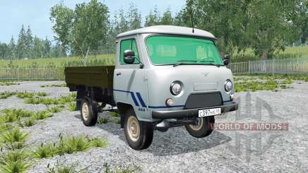 UAZ-452Д open doors for Farming Simulator 2015