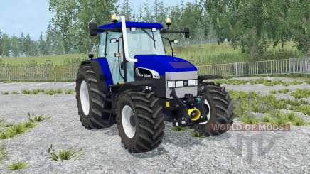 New Holland TM 190 Blue Power for Farming Simulator 2015