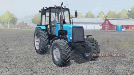 MTZ-1221 Belarus tractor front loader for Farming Simulator 2013