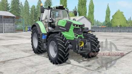 Deutz-Fahr 6 TTV Agrotron for Farming Simulator 2017