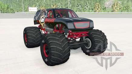 CRD Monster Truck v1.16 for BeamNG Drive