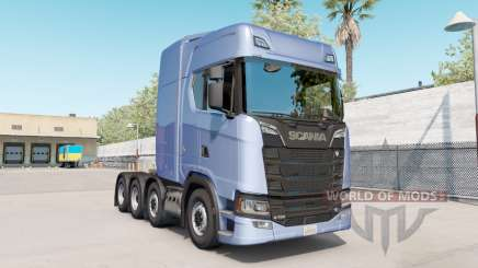 Scania R-series and S-series for American Truck Simulator