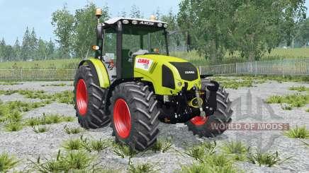 Claas Axos 330 FL console for Farming Simulator 2015